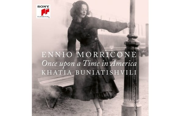 Khatia is first with a Morricone tribute album