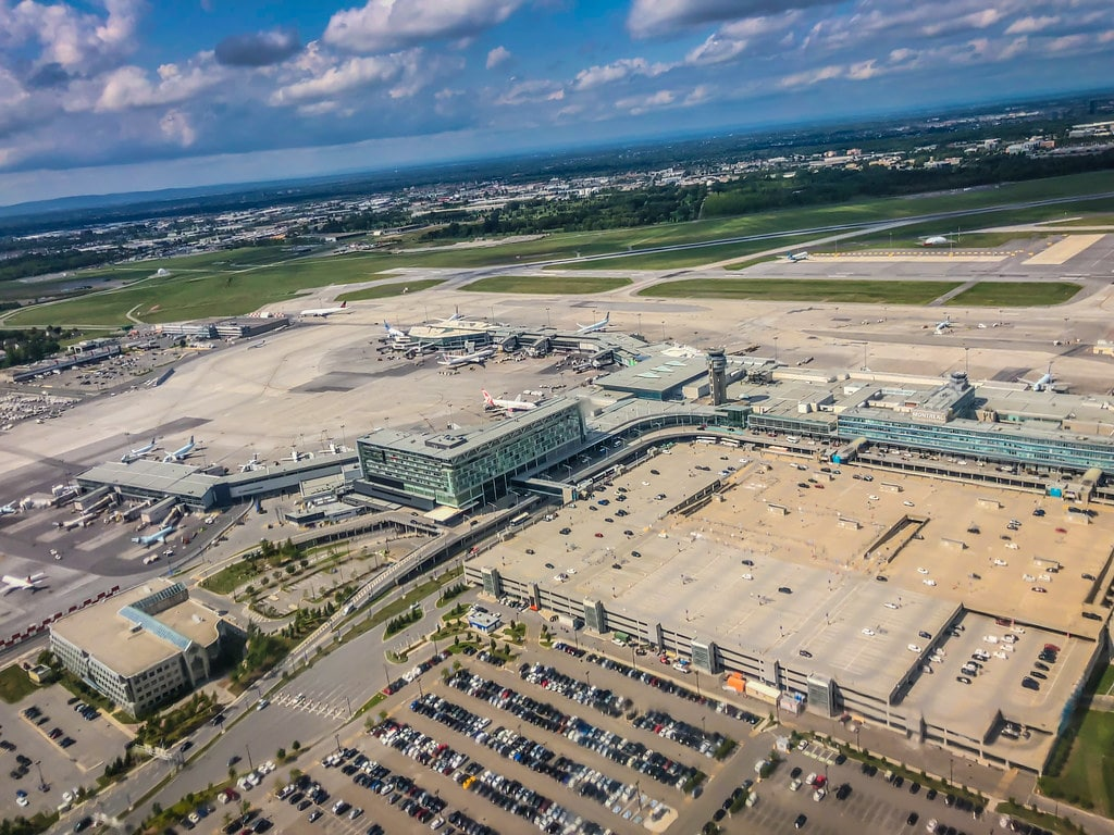 Montreal plans concert in empty airport