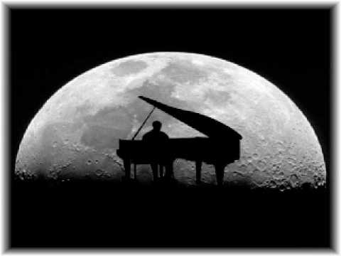 Playing the Moonlight Sonata with hand sanitiser