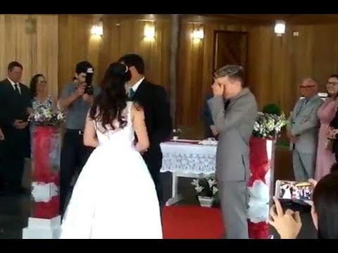 Worst ever wedding march