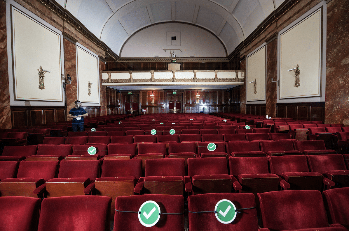 Wigmore Hall aims to reopen in a month