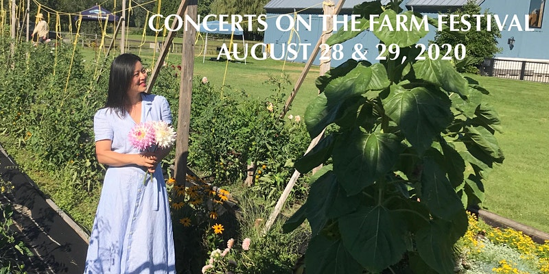 UK pianist, trapped in Canada, starts new fest on a farm