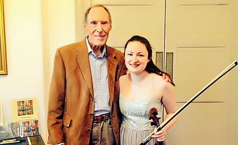 Tributes pour in for Erich Gruenberg