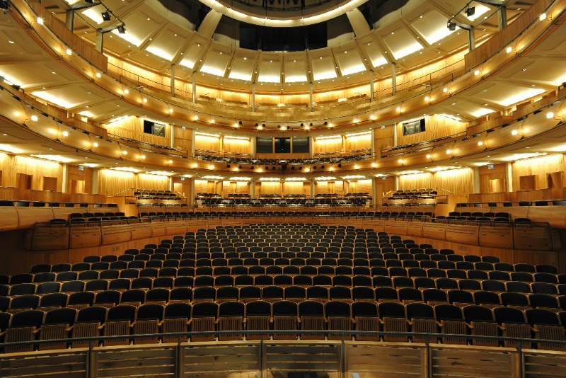 Breaking: Glyndebourne will perform indoors