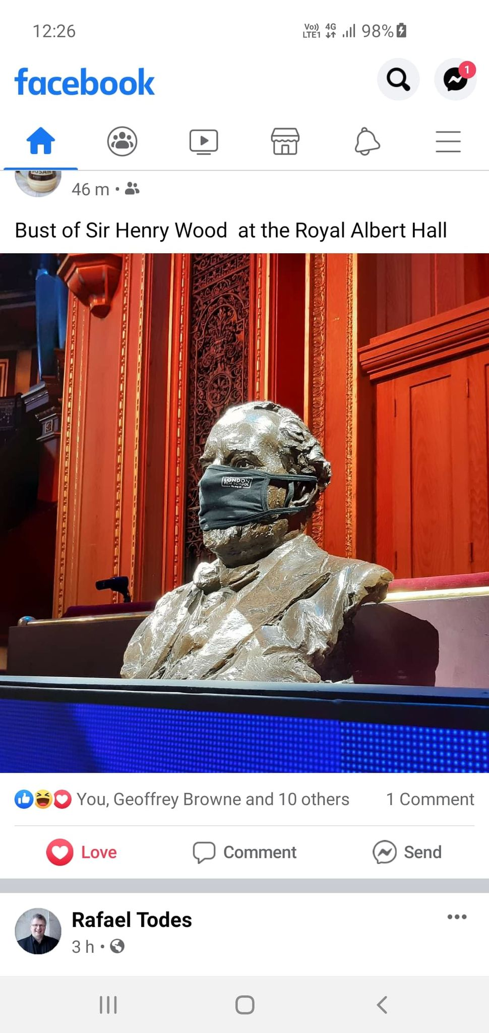 Now the BBC has gagged Sir Henry Wood
