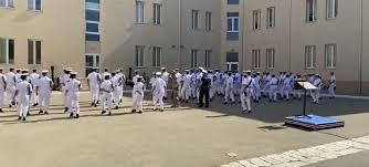 Italians pass out over Jerusalem navy dance