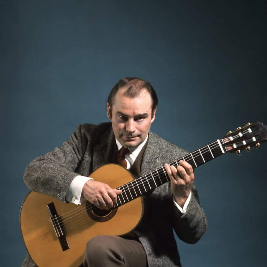 The Slipped Disc daily comfort zone (154): Julian Bream's Jewish side