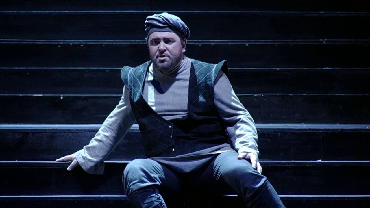 International tenor is hospitalised with Covid