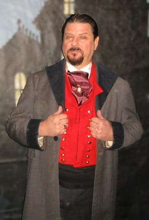 Sudden death of New York opera boss