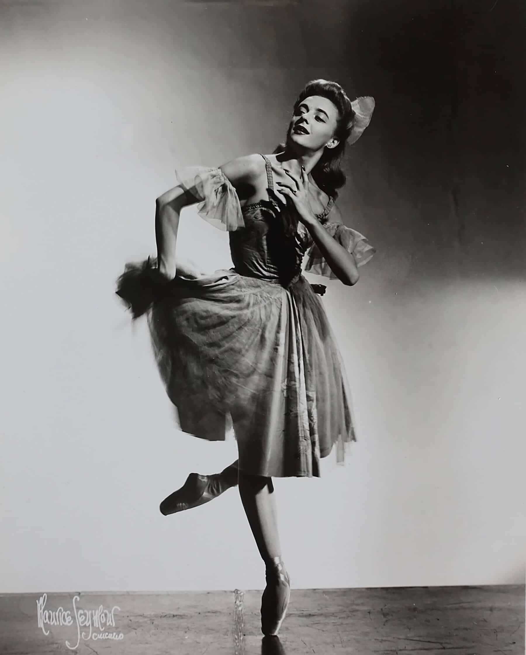 Ballet star, 97, dies of Covid
