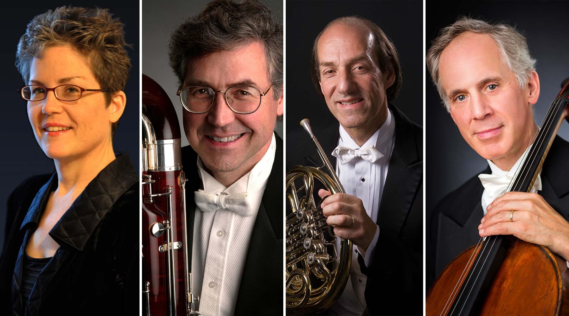 New York Philharmonic retires 4 musicians