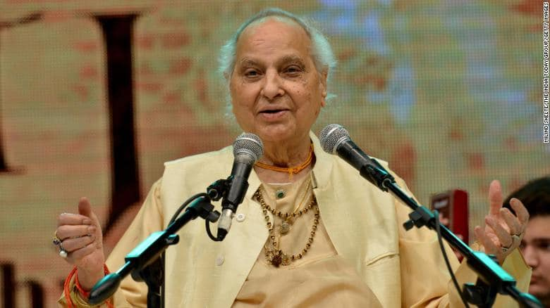 Indians mourn classical star, 90