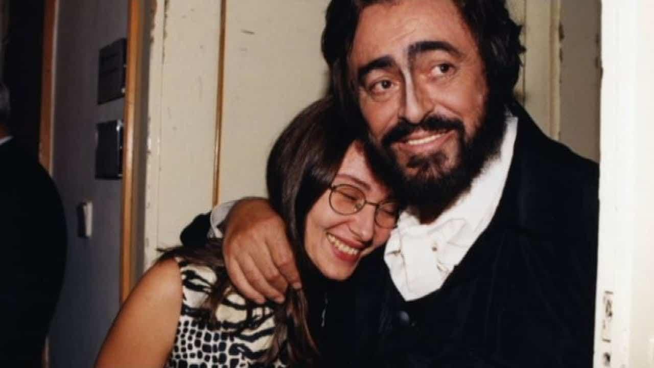 Love springs eternal: Pavarotti's widow remarries
