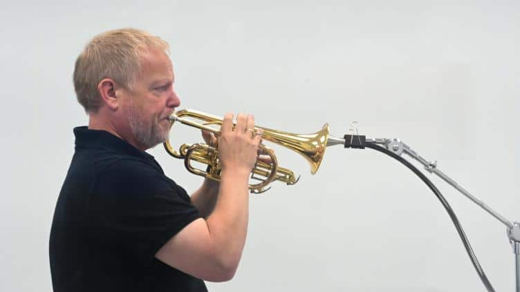 UK brass bands say they're safe to play