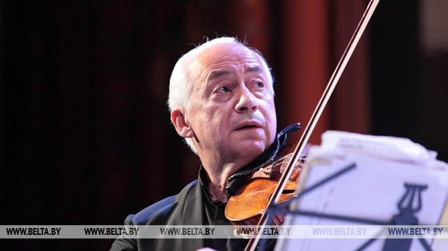 Vladimir Spivakov denounces Belarus leader