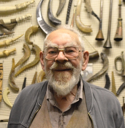 Death of an Oxford instrument historian