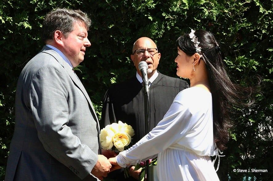 Just in: Maestro marries