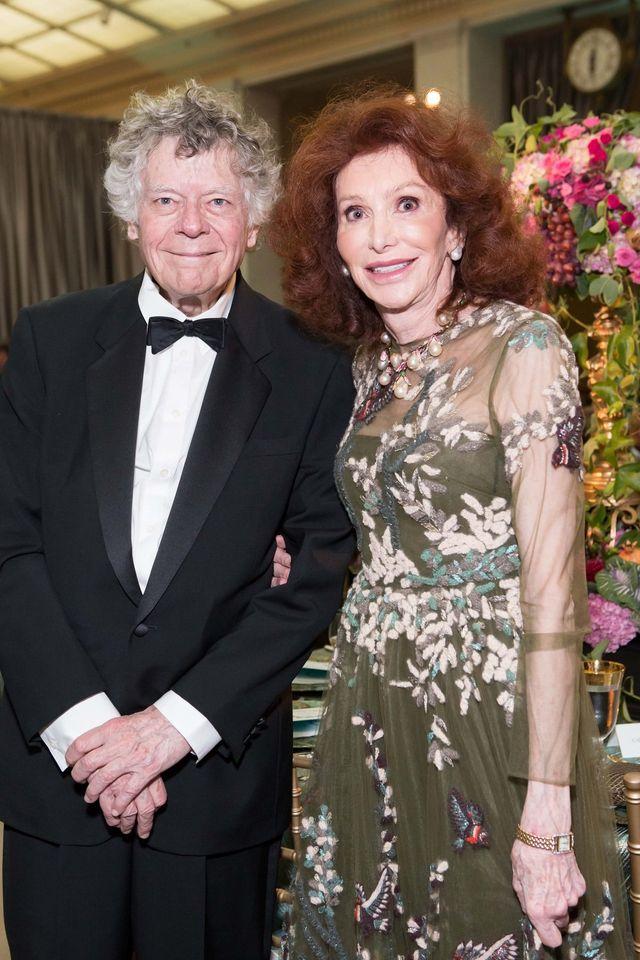 Death of a major orchestra benefactor