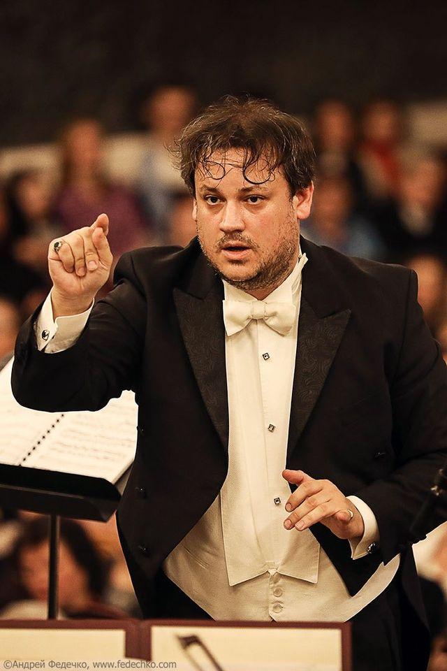 Russian maestro quits