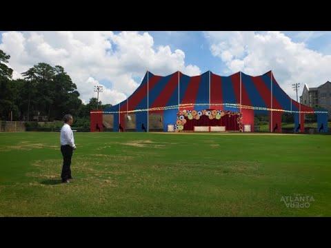 Atlanta Opera turns to circus for ideas