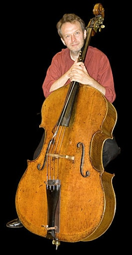 London mourns a prominent double bass