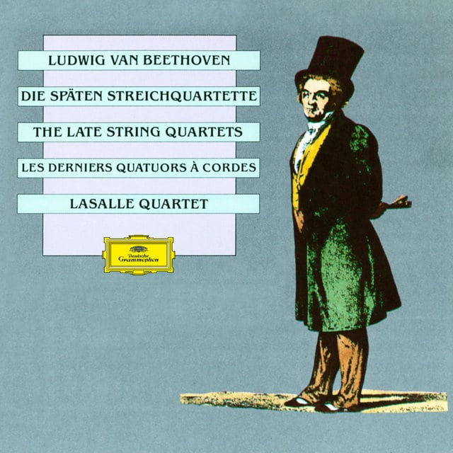 Beethoven: This one is a bit less unimaginative