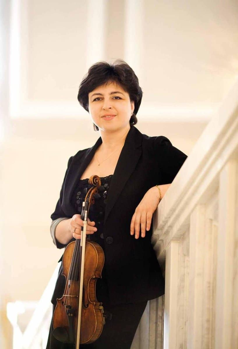 Reports: Belarus fires concertmaster for backing protests