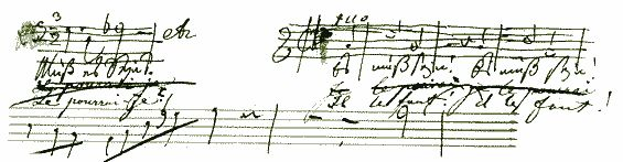 Beethoven: is this the end?