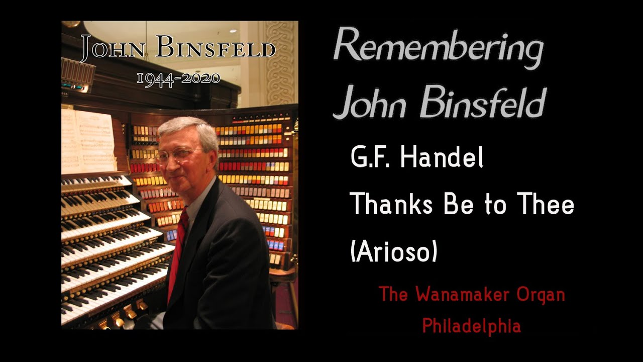 Philly mourns resident organist