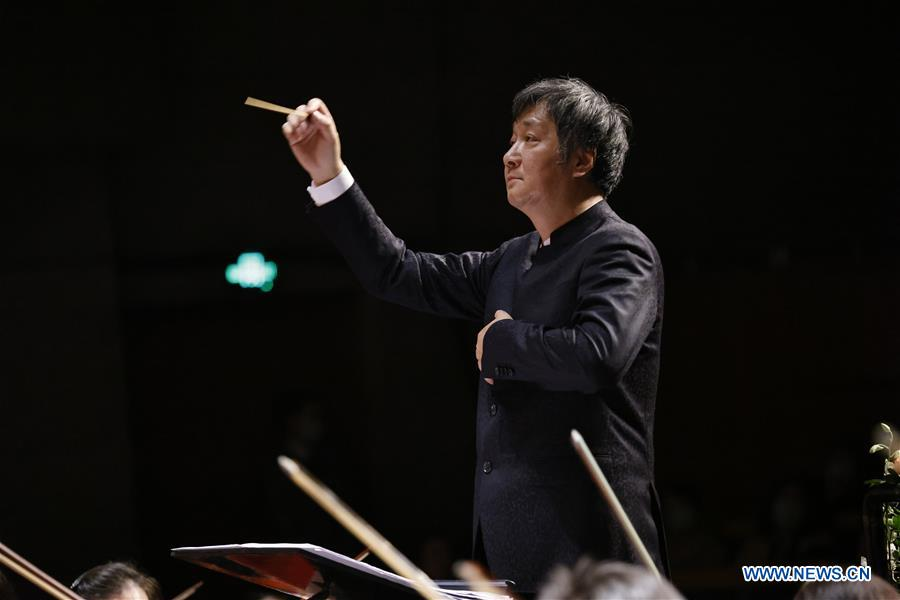 Beijing premieres victory-over-Covid symphony