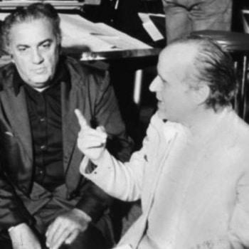 The Slipped Disc daily comfort zone (206): Nino, before Fellini