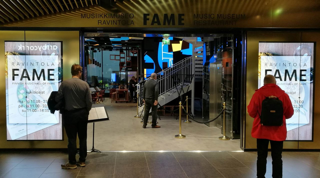 Music museum goes bankrupt