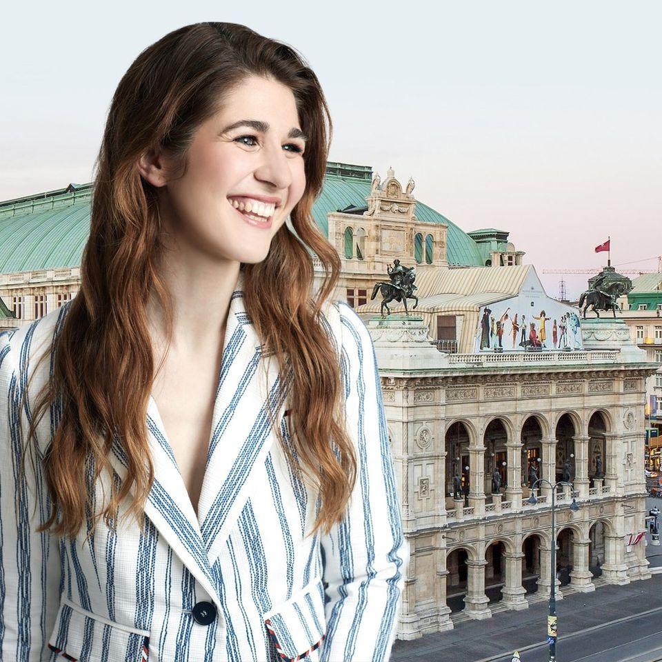 Aussie soprano makes surprise Vienna debut