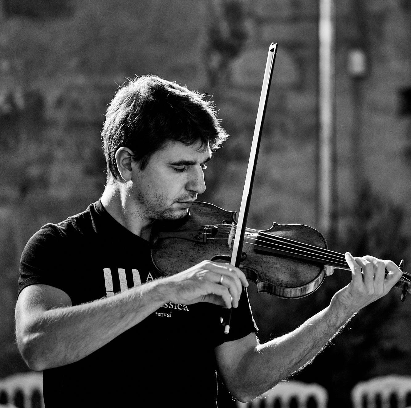 Swiss swoop for concertmaster