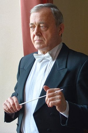 Covid kills Russian music director