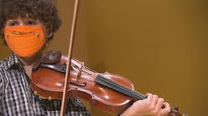 All this boy with cancer wants is a lesson with his violin idol