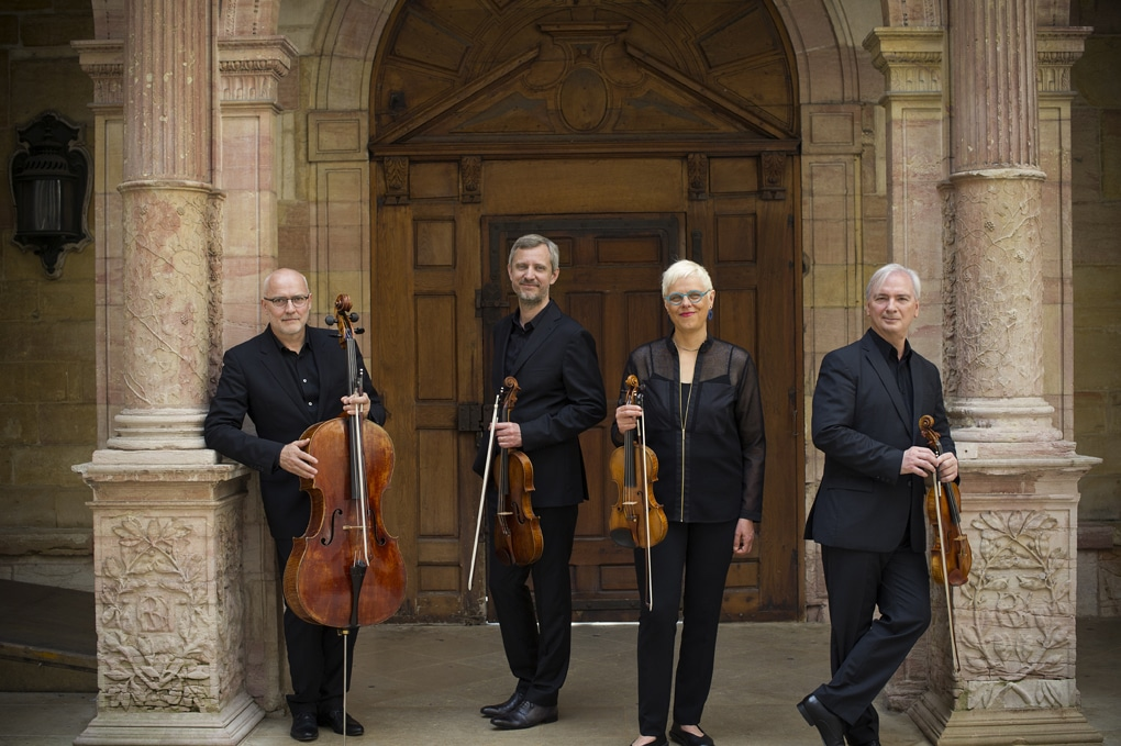 French string quartet breaks up