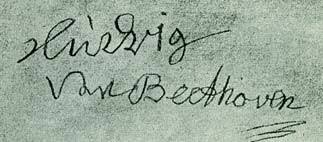 Insignificant Beethoven letter fetches $275,000
