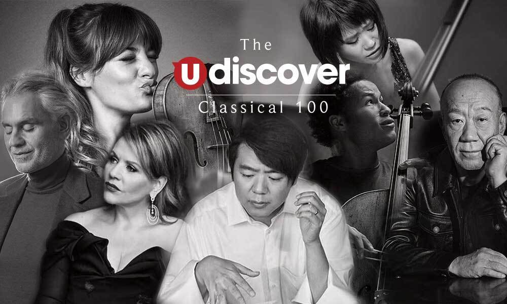 Vote for your favourite living classical artist in The uDiscover Classical 100!