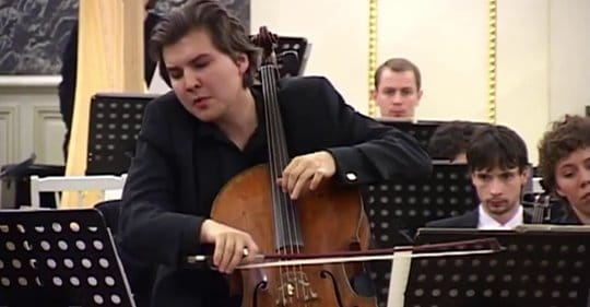 Tributes pour in for tragic Russian soloist