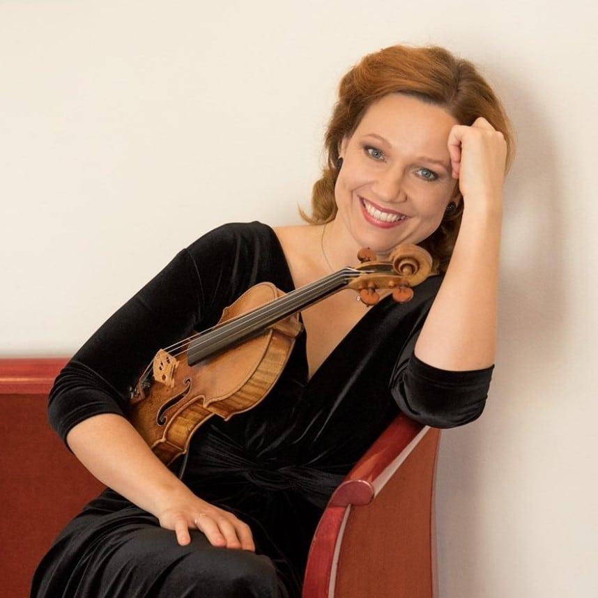 Exclusive: Vienna demotes woman concertmaster