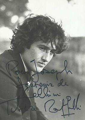 Death of an Italian tenor, 69