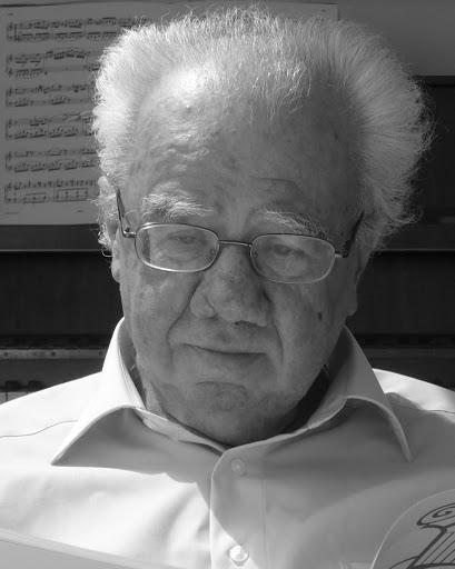 Death of German composer, 84