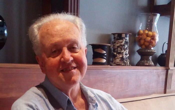 Death of noted quartet leader, 76