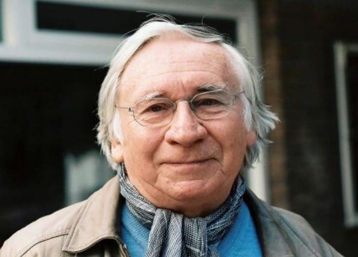Death of senior German composer, 90