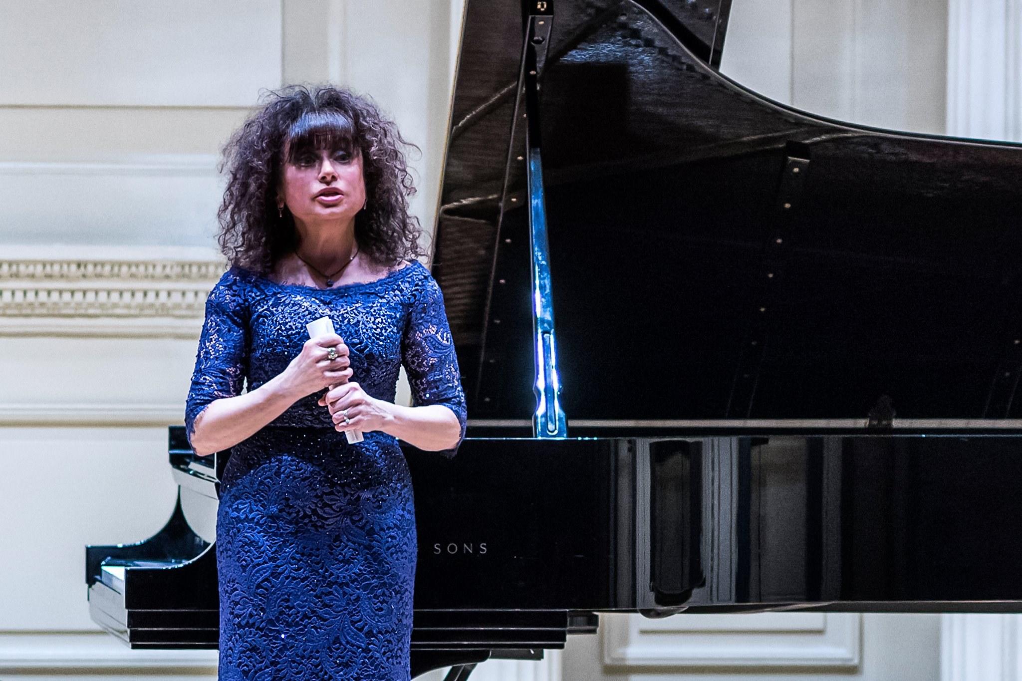 Manhattan mourns 'amazing' piano teacher