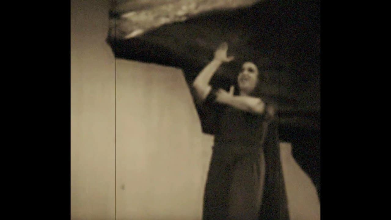 Ultra-rare Bayreuth rehearsal film from 1934