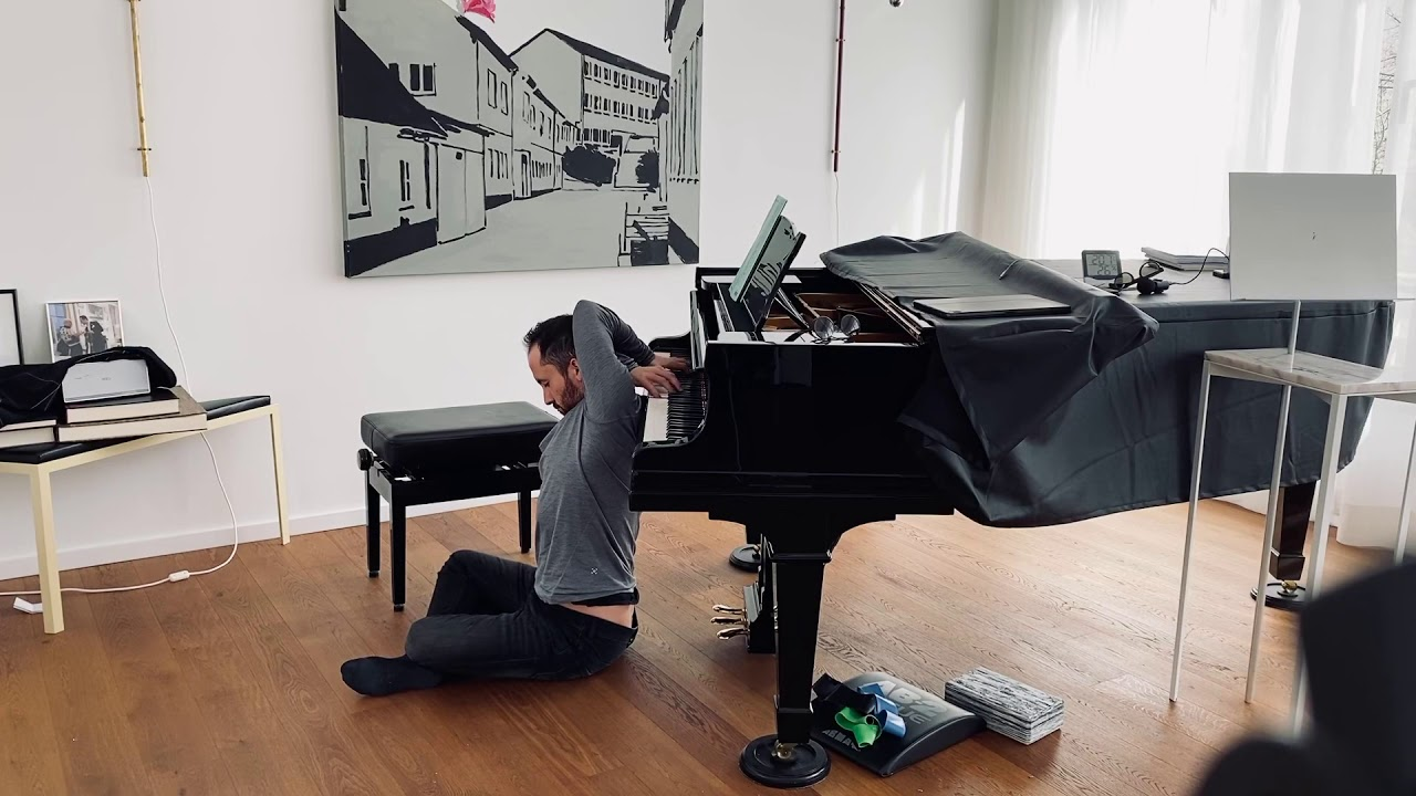 Igor Levit quits streaming