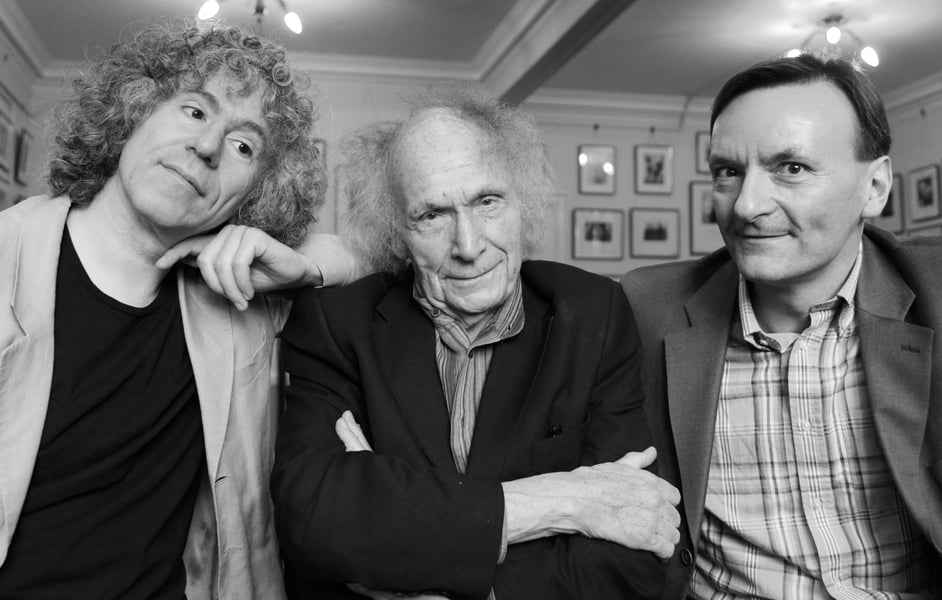 Steven Isserlis: The playful life of Ivry Gitlis