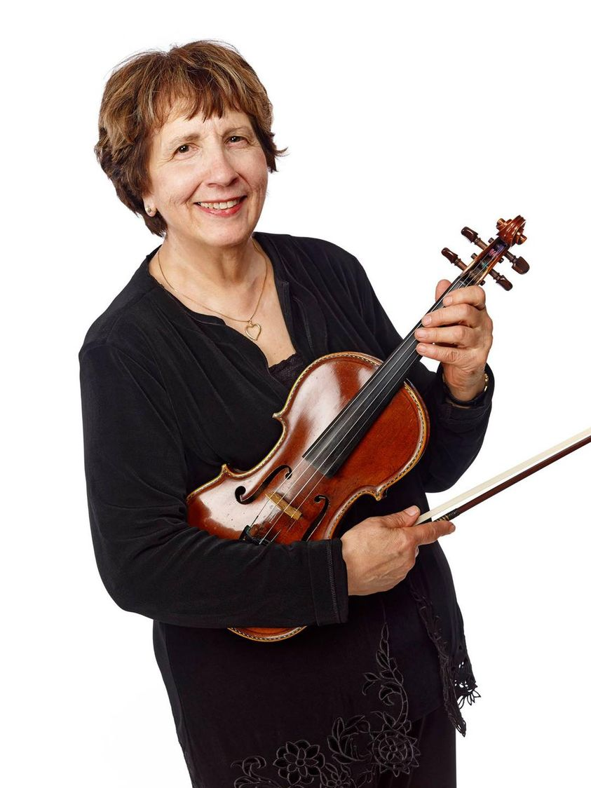 Buffalo Phil mourns violinist of 54 years